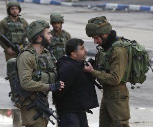 قوات الاحتلال الإسرائيلى تعتقل 7 فلسطينيين فى القدس والضفة الغربية