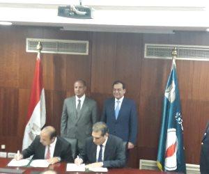 وزير البترول ومحافظ الإسكندرية يشهدان توقيع عدد من الاتفاقيات على هامش مؤتمر Moc (صور)