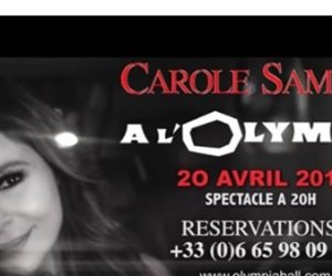 الجمعة.. كارول سماحة تحيي حفلا غنائيا في فرنسا