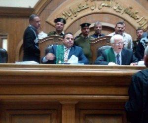 تأجيل محاكمة قاتل 3 من أقاربه بسبب الميراث بالشرقية لشهر مايو للحكم