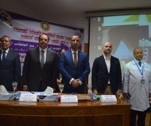 محافظ الدقهلية يشهد المؤتمر الطبي الأول للمسعفين في المستشفى الدولي (صور)