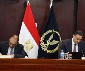 بروتوكول تعاون بين وزارتي الداخلية والصحة لنشر الوعي بين أفراد وجنود هيئة الشرطة