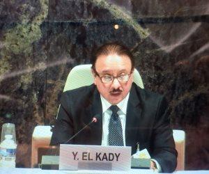 وزير الاتصالات: التجارة الإلكترونية أداة لتحفيز القطاع غير الرسمي