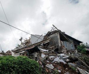إصابة 82 شخصا فى زلزال بجنوب غرب إيران