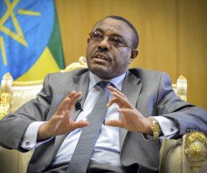 رئيس الوزراء الإثيوبي يستقبل وزير الخارجية ورئيس المخابرات المصريين
