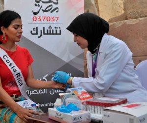 جهاز البيئة ينفذ برنامج توعوي مع 50 طبيبة لنشر التنمية البيئية بالإسكندرية
