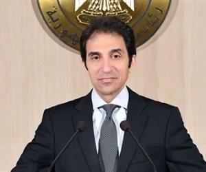 بسام راضى: تنظيم بطولة بحجم مونديال اليد تجسيد لنجاح مصر فى التعامل مع كورونا