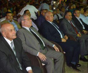 محافظة الوادي الجديد تنظم احتفالية للأطفال والعرائس الأيتام والأرامل المثاليات