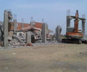 الموجة الرابعة عشر لإزالة التعديات على أراضي الدولة تسترد 70 ألف فدان و900 ألف متر مربع
