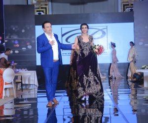 تراث «أكروف» ورومانسية غادة حشاش وسارة أبو الهيجة تنير أسبوع الموضة الأردني