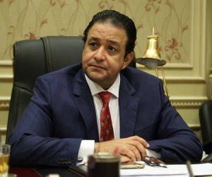 النائب علاء عابد ينفي ادعاءات قناة مكملين الإخوان بشأن إضراب مساجين المنيا