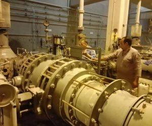 جهاز الإحصاء يكشف ارتفاع كمية المياه النقية المنتجة إلي 10.8 مليار متر مكعب عام 17/18