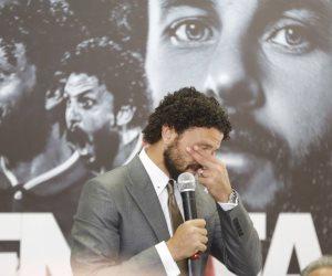 انتهى المشوار.. حسام غالي «الكابتينو» يودع الساحرة المستديرة (فيديو)