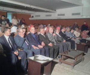 افتتاح الدورة الثالثة من مهرجان مسرح الجنوب بأسوان   (صور)