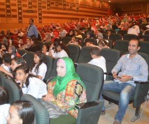 ختام مشروع «مدرستنا صحية بأيدينا» لتوعية طلاب المنيا
