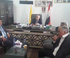 مجلس مدينة بئر العبد يحتفل بأعياد سيناء (صور)