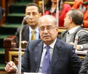 شريف إسماعيل يطلب من وزير الآثار  تقرير وافي بأسباب حريق المتحف الكبير