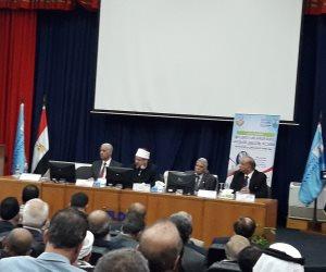 «الصيفى»: حان الوقت لطرح صكوك إسلامية فى الأسواق المصرية ( صور )