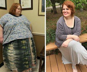"""تعلم من القصص الملهمة لمحاربة الدهون الزائدة بالجسم  """" من البكبوظة للمزة """""""