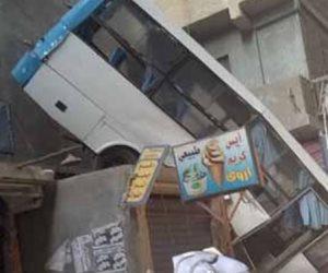 وفاة سائق «مينى باص» محور صفط اللبن متاثراً بجراحه داخل المستشفى