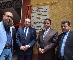 محافظ بني سويف يفتتح مشروعات بمركز ناصر بـتكلفة 20 مليون جنيه (صور)