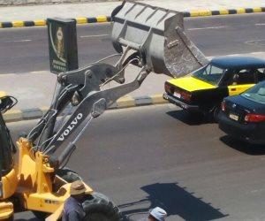 محافظ الإسكندرية يشدد على رفع درجة الاستعدادات لمواجهة التقلبات المناخية (صور)