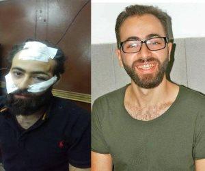 إخلاء سبيل شقيق الفنان حاتم جميل بعد تعرضه للاعتداء على يد 5 أشقاء