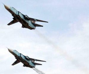 سلاح الجو السوري يوجه ضربات مكثفة ضد الإرهابيين في الحجر الأسود