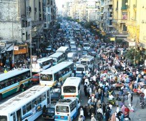 القاهرة تنشر 74 ونشا لمنع اختناقات المرور بالأتوستراد وصلاح سالم