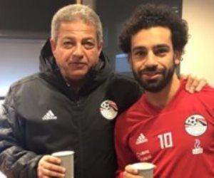 وزير الرياضة: محمد صلاح سيغيب أسبوعين ويلحق بكأس العالم