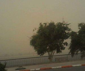 عاصفة ترابية جديدة تضرب محافظة أسوان