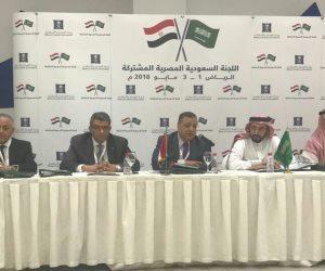 بدء الاجتماعات التحضيرية للجنة المصرية السعودية المشتركة بالرياض