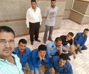إضراب موظفي الأمن بمستشفى أبو المطامير عن العمل لعدم تقاضيهم رواتبهم