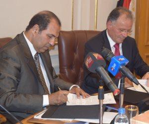 غرفة القاهرة توقع بروتوكول تعاون مشترك مع «بافوس القبرصية»