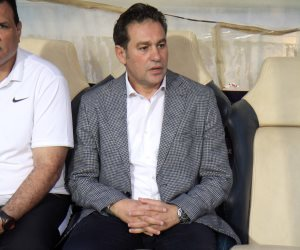 خالد جلال يمتنع عن حضور المؤتمر الصحفى لمباراة فريقه بعد مواجهة الإسماعيلي