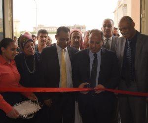 محافظ الإسكندرية يفتتح جمعية خيرية لرعاية الأيتام من ذوي الاحتياجات الخاصة