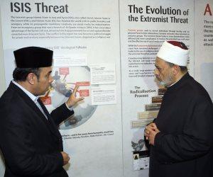 الطيب من سنغافورة: الأزهر يقوم بأدوار متعددة محليا وعالميا لمواجهة الإرهاب