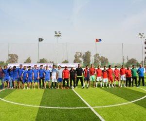 محافظ الدقهلية: مراكز الشباب يجب أن تكون منارة إشعاع رياضي وثقافي واجتماعي (صور)