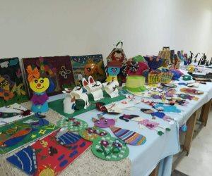 «تفاعلات الإبداع والسياقات المجتمعية».. معرض فنون تشكيلية بالإسكندرية (صور)