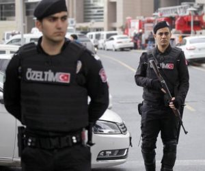 مجهولون يفتحون النار على ملهى ليلى بميدان تقسيم فى تركيا