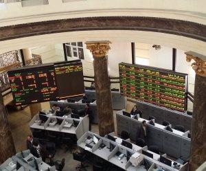 البورصة المصرية تربح 10مليارات جنيه.. ومؤشرها الرئيسى يرتفع بنسبة 2.54%