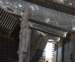 مؤتمر عالمي اليوم للإعلان عن التأهيل المسبق لإدارة المتحف المصري الكبير