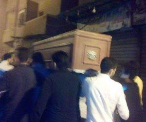 دفن أسرة الرحاب بمقابر عائلة الأم بمشتول السوق بالشرقية.. والأب في المنوفية