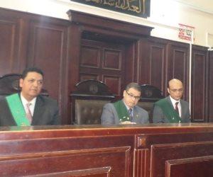 استكمال محاكمة أميني الشرطة المتهمين بتهريب مساجين «سجن المستقبل» بالإسماعيلية غدا