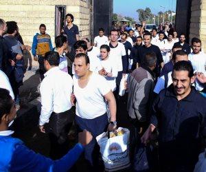 الإفراج عن 3094 سجينا بموجب عفو رئاسى بمناسبة ذكرى تحرير سيناء