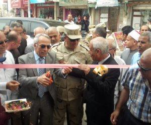 محافظ شمال سيناء يفتتح معرض «أهلا رمضان» بالعريش (صور)
