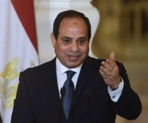 """الرئيس السيسى يصل """"غيط العنب"""" بالإسكندرية لافتتاح مشروع الإسكان """"بشاير الخير2"""""""