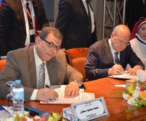 بروتوكول تعاون بين «القوى العاملة» وجامعة الزقازيق لتدريب الخريجين