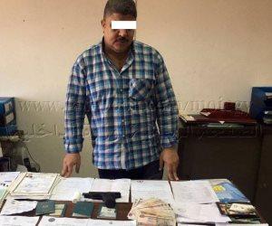 القبض على نصاب جمع مليون جنيه من ضحاياه بزعم تخصيص وحدات سكنية بالمشروعات الجديدة