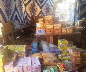 محافظ سوهاج: تجهيز معرض «أهلا رمضان» بأخميم لتوفير السلع والمواد الغذائية (صور)